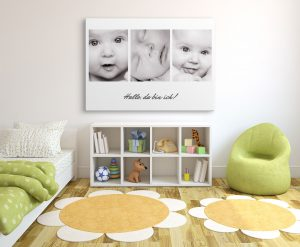Photo-collage-baby-room
