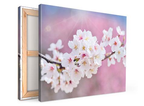 Exemple d'image décoration de bureau sur toile