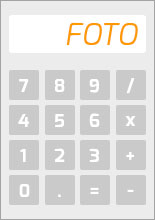 Kalkulator für Fotoausstellung