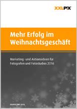 Marketingreport für Fotostudios zu Weihnachten