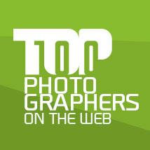 TOP 100 Fotografen im Web Logo
