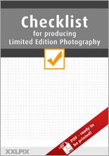 checkliste limited edition photography en